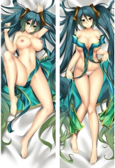 LOL League of Legends - Sona Buvelle Life Size Body Pillow