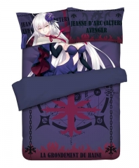 Joan of Arc - 4pcs Anime Bedding Set and Bed Sheet