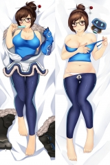 Overwatch Mei - Body Pillow Covers Anime Case