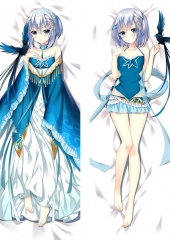 Date A Live - Origami Tobiichi Order Anime Body Pillow
